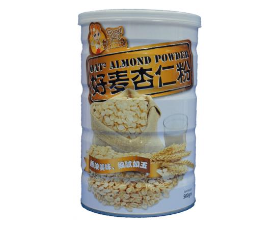 Oat2 Almond Powder-min-540x444