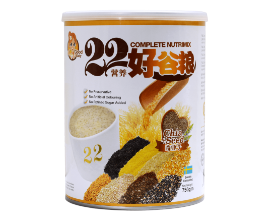 22 Complete Nutrimix (Chia Seed)